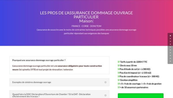 www.assurance-dommage-ouvrage-particulier.com