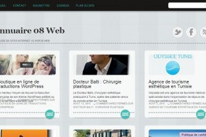 Annuaire.08web.fr: guide web sous WordPress