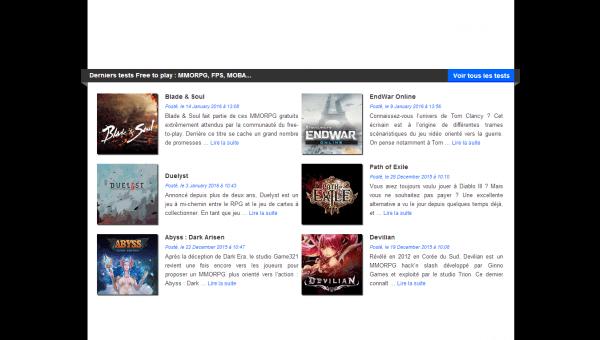 www.volkania.com : Site de jeux freetoplay et jeux gratuits en ligne