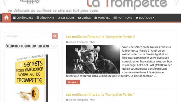 Apprendre la Trompette