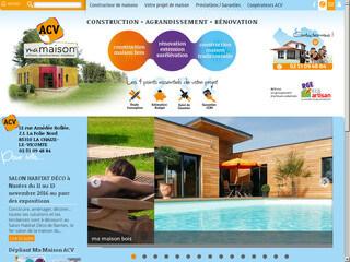 Ma Maison ACV: constructeurs vendéens