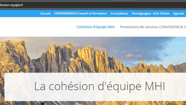 www.cohesion-equipe.fr : la cohésion d'équipe MHI