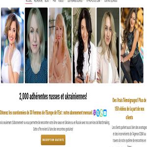 Rencontre femmes russes et ukrainiennes