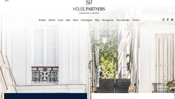 housepartners.immo : agence immobilière à Rueil-Malmaison
